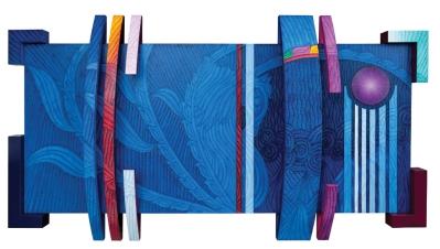 6Kayıp-Masallar-2011-tuval-üzerine-karışık-teknik-200-x-365-cm