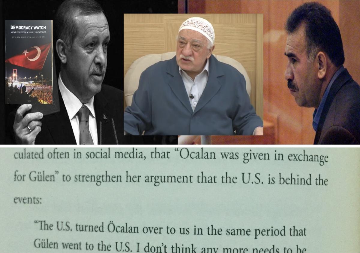 Öcalan - Gülen takası iddiası