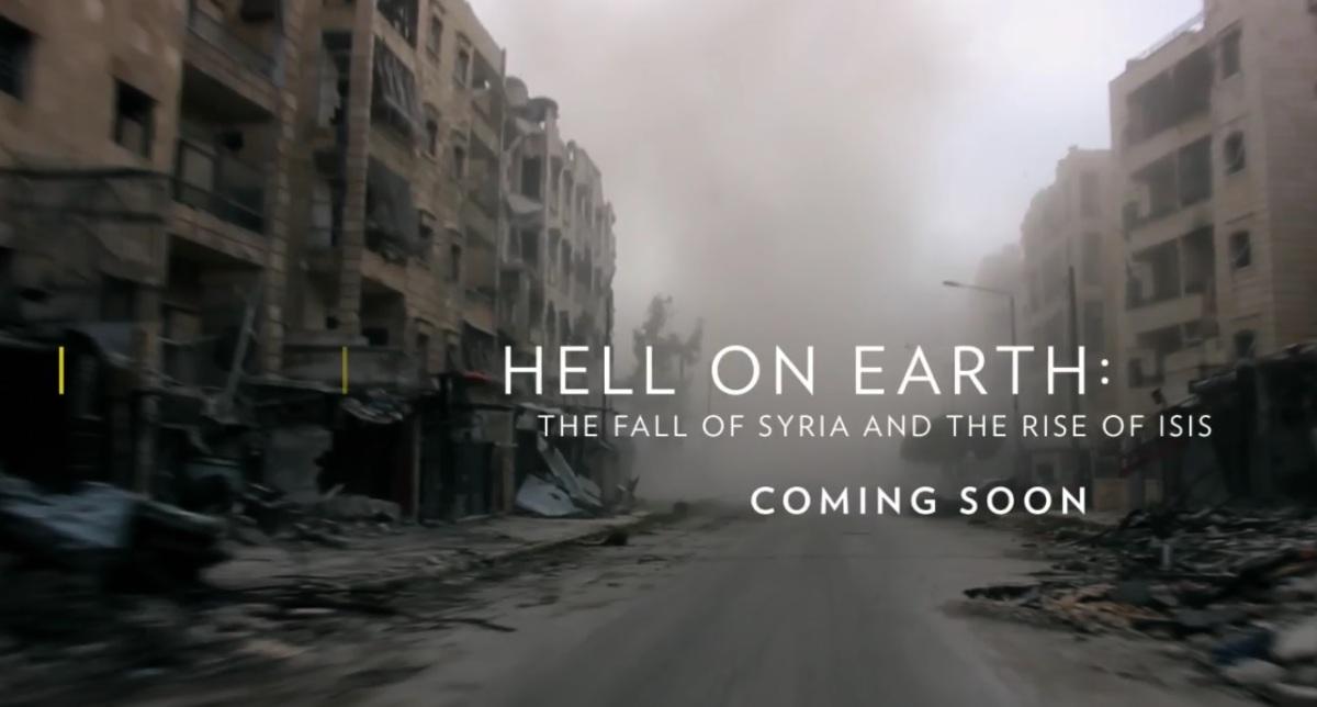 """National Geographic'ten İŞİD belgeseli: """"Yeryüzü Cehennemi"""""""