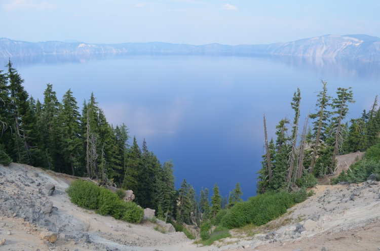 crater lake photo 2