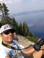 Ve bitiriyoruz. Ertesi gün göle son bir bakış ve olmazsa olmaz olan selfie…