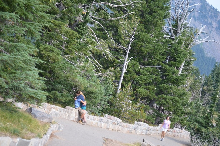crater lake photo 8