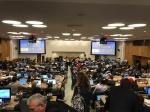 Referandum öncesi BM'de baş döndürentrafik