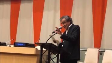Bernard Levi at UN (1)