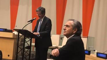 Bernard Levi at UN (3)