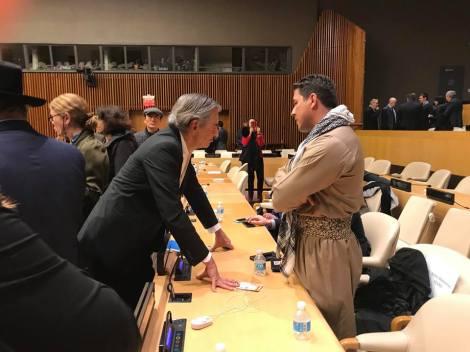 BM Güvenlik Konseyi üyelerinden 'Peşmerge'belgeseli