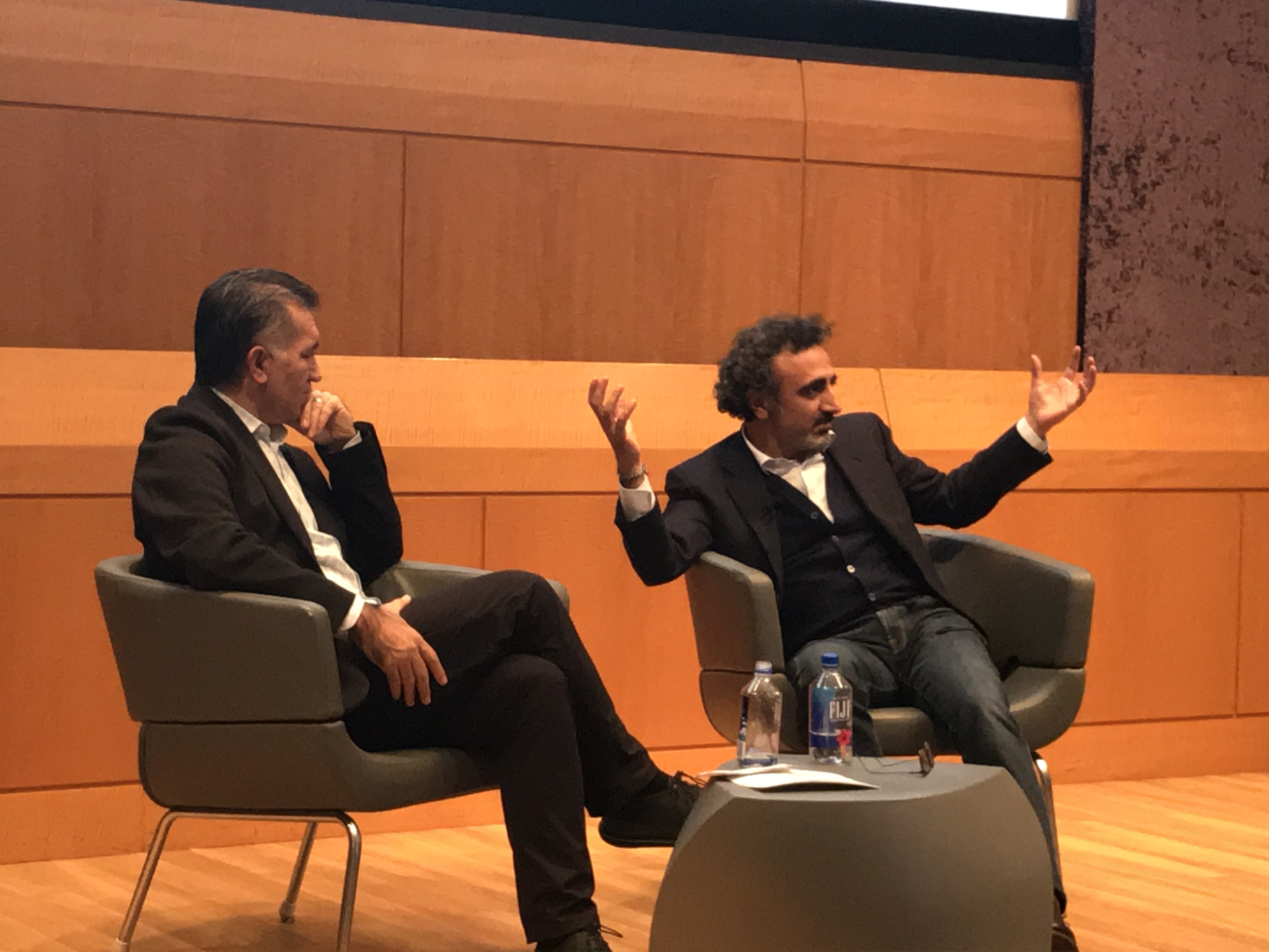Chobani's founder Ulukaya trains young entrepreneurs: How to become a billionaire?